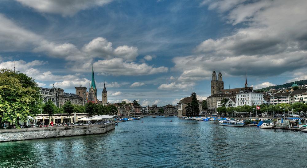 Zürich view