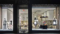 Fendi Qu Tweet resort 2015 collection