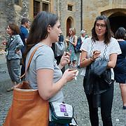 Remise du prix femmes et médias<br /> Salle du grand conseil<br /> <br /> Neuchâtel, le 16 septembre 2020<br /> Photo: David Marchon