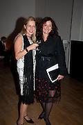 IWONA BLAZWICK; ANITA ZABLUDOWICZ, Swarovski Whitechapel Gallery Art Plus Opera,  An evening of art and opera raising funds for the Whitechapel Education programme. Whitechapel Gallery. 77-82 Whitechapel High St. London E1 3BQ. 15 March 2012