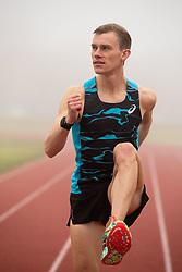 ASICS elite athlete branding photo shoot<br /> Sound Mind, Sound Body 2021<br /> Clayton Young