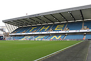 Cold Blow Lane stand at Millwall against Shrewsbury Town during the Sky Bet League 1 match at The Den, London<br /> Picture by Richard Brooks/Focus Images Ltd 07947656233<br /> 10/12/2016