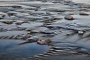 Los Angeles River, Sepulveda Basin Recreation Area, Los Angeles, California, USA