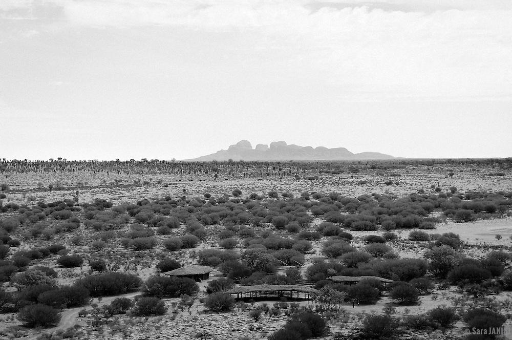 Tho Olgas from Uluru-Kata Tjuta National Park, Northern Territory, Australia, Oceania