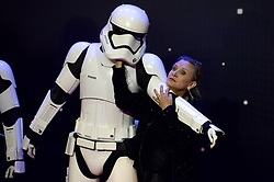 File photo dated 12/16/15 of Carrie Fisher, who has died at age 60