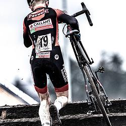 12-01-2020: Wielrennen: NK Veldrijden: Rucphen