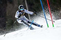 RONCI Giordano of Italy during the Audi FIS Alpine Ski World Cup Men's Slalom 58th Vitranc Cup 2019 on March 10, 2019 in Podkoren, Kranjska Gora, Slovenia. Photo by Matic Ritonja / Sportida