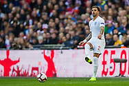 Kyle Walker (England) during the UEFA Nations League match between England and Croatia at Wembley Stadium, London, England on 18 November 2018.