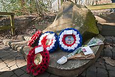 Mi Amigo Memorial Endcliffe Park Sheffield