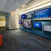 Interior of Netpulse Office T.I.