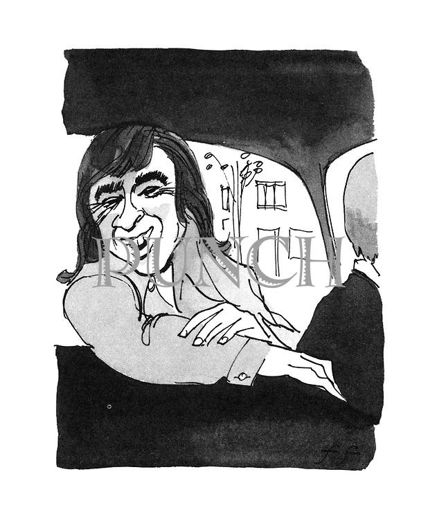 Passing Through (Jackie Stewart)