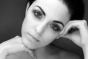 Kellie Blaise headshots. Pictures Arthur Carron