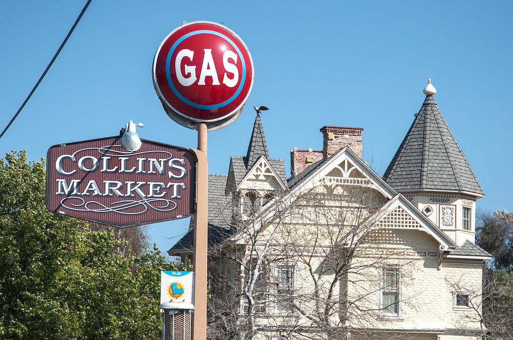 California Central Coast Collins Market
