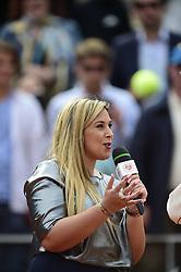 May 29, 2019 - Paris, France, FRANCE - Marion Bartoli (Credit Image: © Panoramic via ZUMA Press)