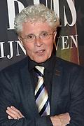 Premiere van Willem Ruis, de show van zijn leven in de Schouburg van Haarlem.<br /> <br /> Op de foto:  I Jacques d'Ancona