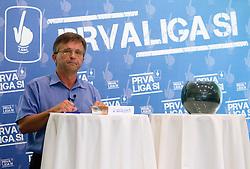 Andrej Zalar at PrvaLiga draw before new football season 2011/2012 in Slovenia, on June 23, 2011, in Hotel Kokra, Brdo pri Kranju, Slovenia. (Photo by Vid Ponikvar / Sportida)