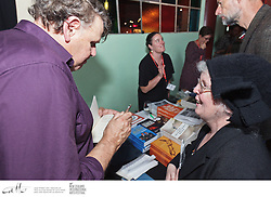 New Zealand writer Harry Ricketts celebrates the launch of his latest book at Writers & Readers Week, as part of the New Zealand International Arts Festival.