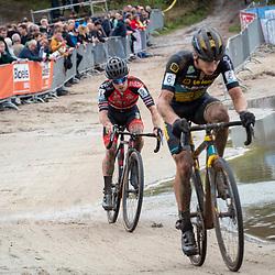 13-10-2019: Cycling: Superprestige Veldrijden: Gieten <br />Quinten Hermans