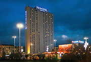 Hotel Novotel, Warszawa, Polska<br /> Hotel Novotel, Warsaw, Poland