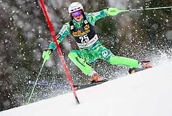 KRISTOFFERSEN Henrik of Norway competes during the 1st Run of 10th Men's Slalom - Pokal Vitranc 2013 of FIS Alpine Ski World Cup 2012/2013, on March 10, 2013 in Vitranc, Kranjska Gora, Slovenia. (Photo By Vid Ponikvar / Sportida.com)