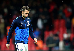 West Bromwich Albion's Jay Rodriguez appears dejected during the Premier League match at the Vitality Stadium, Bournemouth.