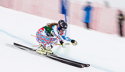 28.12.2014, Hohe Mut, Kühtai, AUT, FIS Ski Weltcup, Kühtai, Riesenslalom, Damen, 1. Durchgang, im Bild Marion Bertrand (FRA) // Marion Bertrand of France in action during 1st run of Ladies Giant Slalom of the Kuehtai FIS Ski Alpine World Cup at the Hohe Mut Course in Kuehtai, Austria on 2014/12/28. EXPA Pictures © 2014, PhotoCredit: EXPA/ JFK