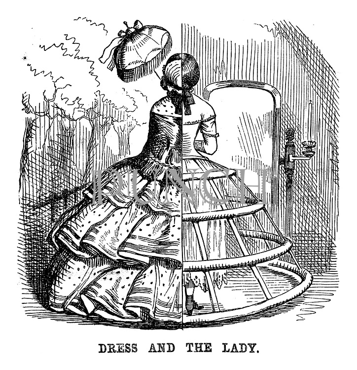 Dress and the Lady.