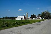 Amish Farm, New York, USA