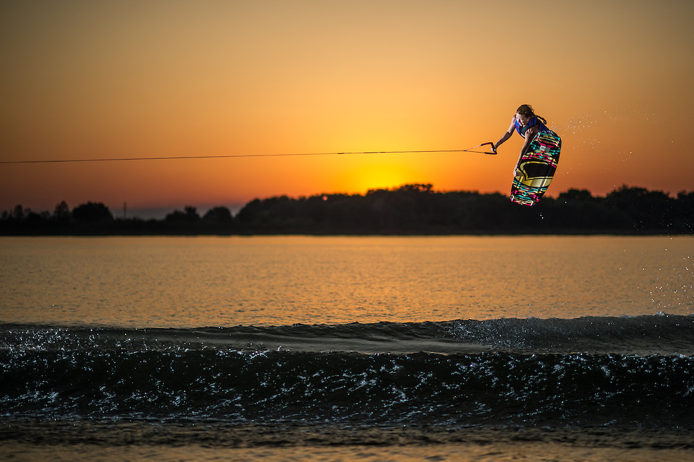 Amber Wiing shot for Wake AU in Clermont, Florida.