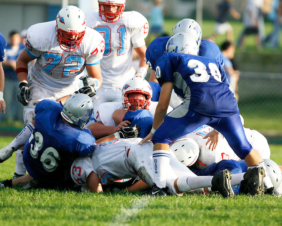 St. Joe vs.Marian.(Varsity Football)