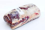 Frozen aged meat