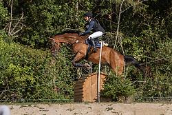 Vogel Anna-Katharina, GER, Cinzano P<br /> CCI2*-S Arville 20202<br /> © Hippo Foto - Dirk Caremans<br />  22/08/2020