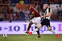 Victor Ibarbo Roma, Thomas Heurtaux Udinese <br /> Roma 17-05-2015 Stadio Olimpico Football Calcio Serie A 2014/2015 AS Roma - Udinese . Foto Andrea Staccioli / Insidefoto