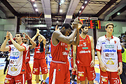 Team Cimberio Varese<br /> Banco di Sardegna Dinamo Sassari - Cimberio Varese<br /> Legabasket Serie A Beko 2012-2013<br /> Sassari, 17/03/2013<br /> Foto L.Canu / Ciamillo-Castoria