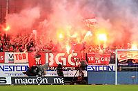 Fotball , 15. juni 2019 , Eliteserien,<br /> Haugesund - Brann Bergen<br /> Name fra Brann Bergen i aksjon mot Name fra Haugesund.<br /> Foto: Andrew Halseid Budd , Digitalsport