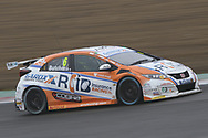 Rory Butcher - Cobra Sport AmD AutoAid/RCIB Insurance - Honda Civic Type R during the British Touring Car Championship (BTCC) at  Brands Hatch, Fawkham, United Kingdom on 7 April 2019.