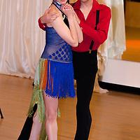 Shane and Maria Sidorenko
