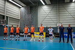 The Olaf Ratterman Memorial match between Netherlands vs. Eredivisie All Star team on May 03, 2021 in Barneveld.