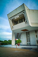 Ho Chi Minh Museum in Hanoi, Vietnam, Southeast Asia