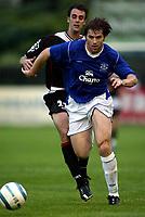 Fotball<br /> England 2004/05<br /> Treningskamp<br /> Everton v FK Beograd<br /> Koeflach - Østerrike<br /> 16. juli 2004<br /> Foto: Digitalsport<br /> NORWAY ONLY<br /> Kevin Kilbane (Everton)