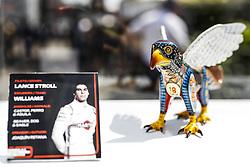October 25, 2018 - Mexico-City, Mexico - Motorsports: FIA Formula One World Championship 2018, Grand Prix of Mexico, ..Exhibition seen in paddock  (Credit Image: © Hoch Zwei via ZUMA Wire)