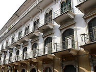 El  Casco Antiguo de la  Ciudad de Panamá es declarado Patrimonio de la Humanidad por UNESCO en el año de 1997. .(Victoria Murillo/Istmophoto)