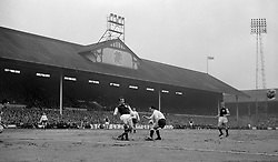 File photo dated 01-09-1966 of Burnley's John Talbut during the First Division match against Tottenham Hotspur at White Hart Lane.