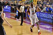 DESCRIZIONE : Roma Lega A 2014-15 Acea Roma Granarolo Bologna<br /> GIOCATORE : Kyle Gibson<br /> CATEGORIA : palleggio sequenza<br /> SQUADRA : Acea Roma<br /> EVENTO : Campionato Lega A 2014-2015<br /> GARA : Acea Roma Granarolo Bologna<br /> DATA : 04/01/2015<br /> SPORT : Pallacanestro <br /> AUTORE : Agenzia Ciamillo-Castoria/GiulioCiamillo<br /> Galleria : Lega Basket A 2014-2015<br /> Fotonotizia : Roma Lega A 2014-15 Acea Roma Granarolo Bologna