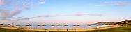 16-10-2015 -  Foto: PANORAMA Verdura Resort Strand. Genomen tijdens een persreis met de Rocco Forte Invitational op Verdura Golf & Spa Resort in Sciacca (Agrigento), Italië.