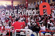 DESCRIZIONE : Teramo Lega A 2011-12 Banca Tercas Teramo Umana Venezia<br /> GIOCATORE : tifosi<br /> CATEGORIA : tifosi<br /> SQUADRA : Banca Tercas Teramo<br /> EVENTO : Campionato Lega A 2011-2012<br /> GARA : Banca Tercas Teramo Umana Venezia<br /> DATA : 03/03/2012<br /> SPORT : Pallacanestro<br /> AUTORE : Agenzia Ciamillo-Castoria/C.De Massis<br /> Galleria : Lega Basket A 2011-2012<br /> Fotonotizia : Teramo Lega A 2011-12 Banca Tercas Teramo Umana Venezia<br /> Predefinita :