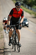 SHOT 6/10/17 8:59:33 AM - Doug Pensinger Memorial Road Ride 2017. The 52 mile ride which took place on the one year anniversary of the passing of Getty Images photographer Doug Pensinger featured more than 30 riders many of whom had ridden with Doug in the past.  (Photo by Marc Piscotty / © 2017)