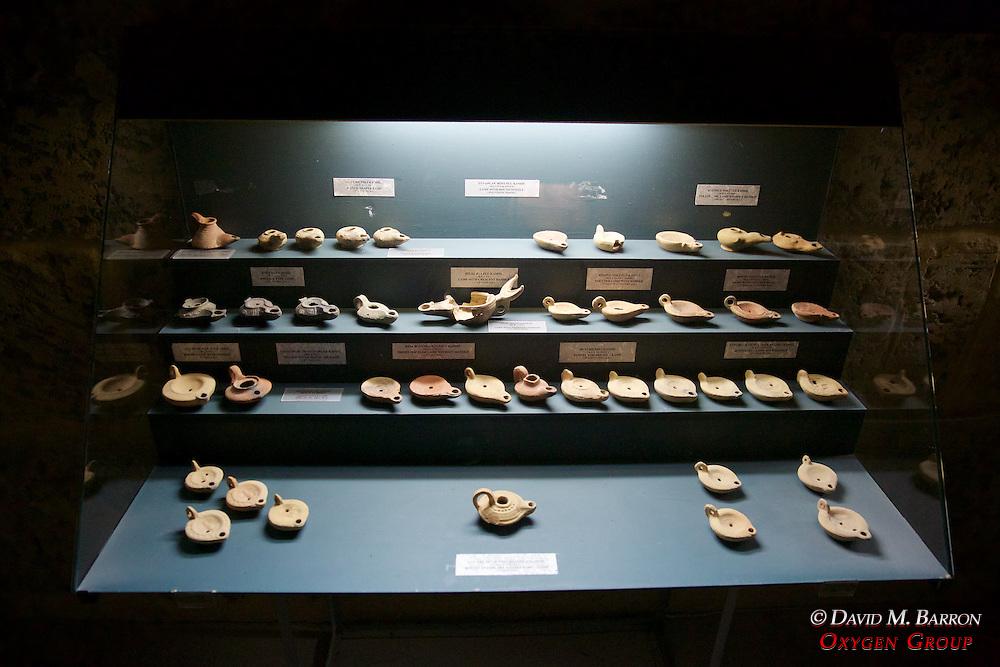 Oil Lamps, Roman Ruins, Girne Castle