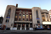 Art deco cinema on the Fulham Road, Chelsea, London