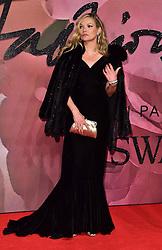 Kate Moss bei den Fashion Awards 2016 in der Royal Albert Hall in London / 051216<br /> <br /> ***Fashion Awards 2016 in London, Britain, Dec. 5th, 2016.***